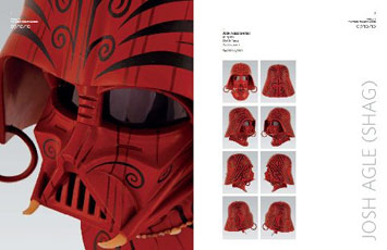 The Vader Project helmet example 2.